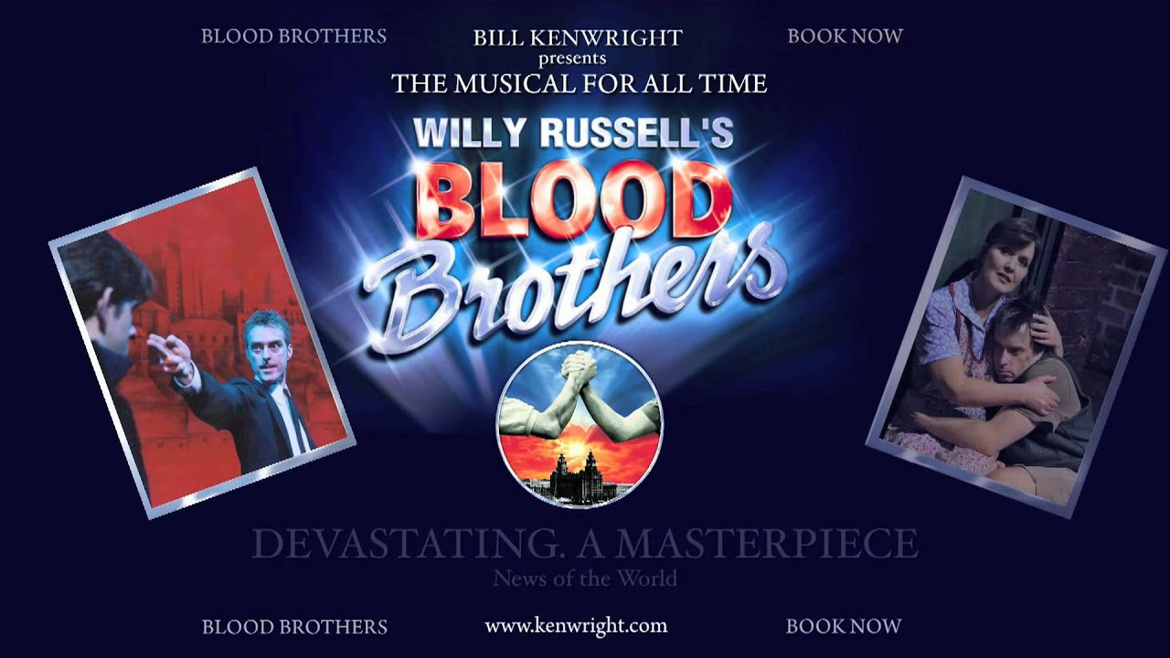 blood brothers a musical Find great deals on ebay for blood brothers musical shop with confidence.