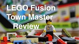 LEGO Fusion Town Master Review