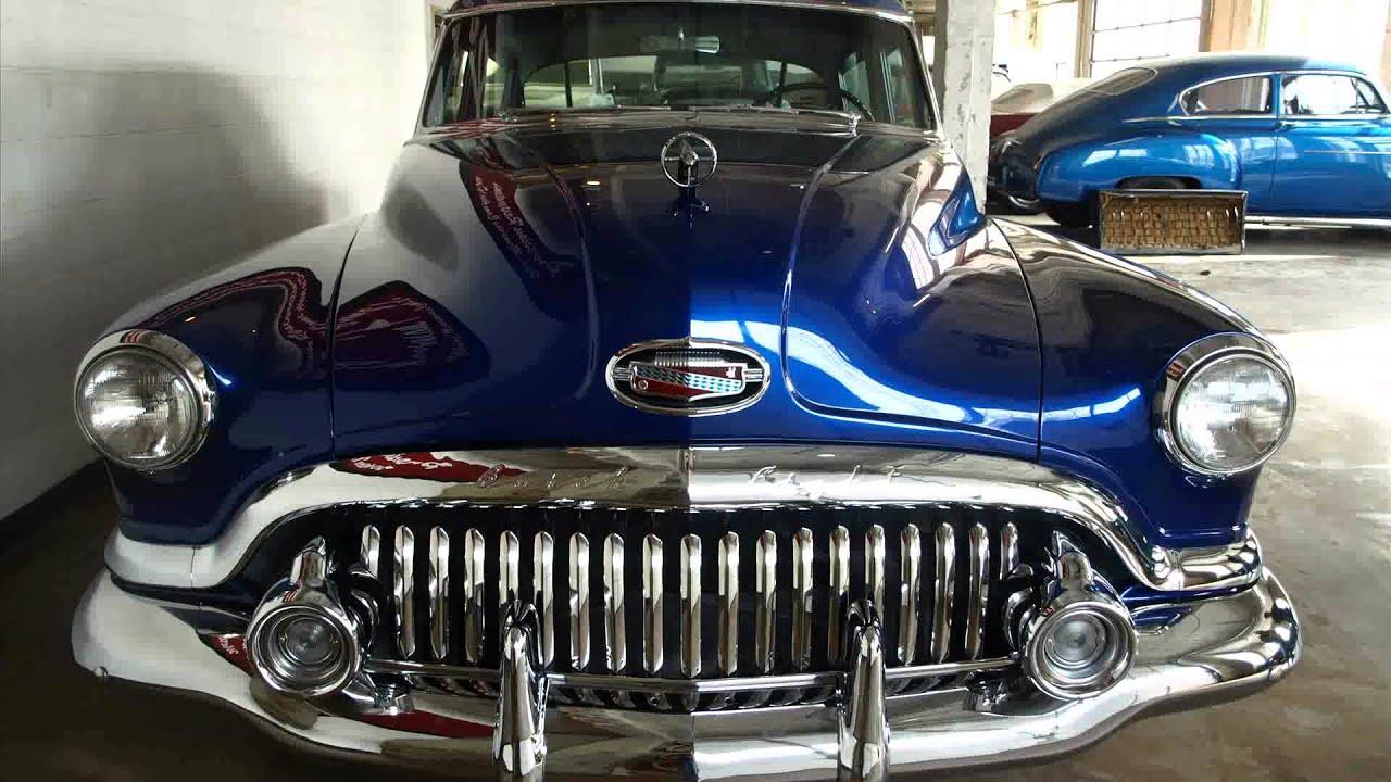 1952 buick custom - YouTube
