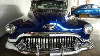 1952 buick custom