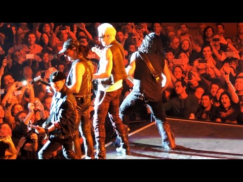 Scorpions -  The Zoo / Coast to Coast...We Built This House