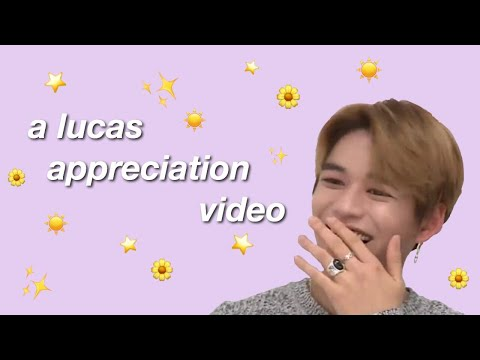 lucas proving the haters wrong (a wong yukhei appreciation video)