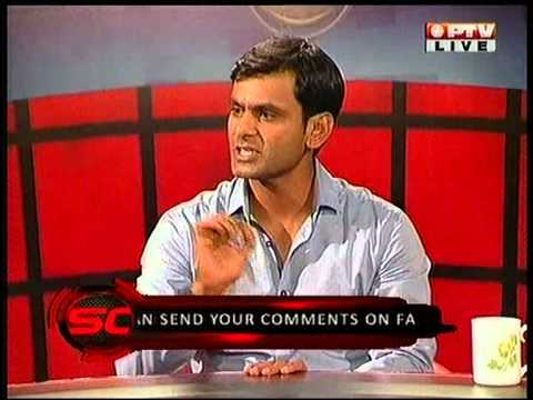 Sports Circle - 17th July 2012  - Mohammad Hafeez