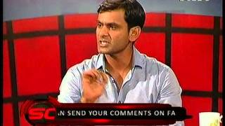 vuclip Sports Circle - 17th July 2012  - Mohammad Hafeez