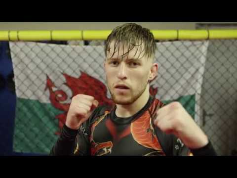 Jack Shore is putting Wales on the MMA map
