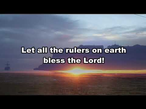 O Bless The Lord (lyrics) - John Michaels