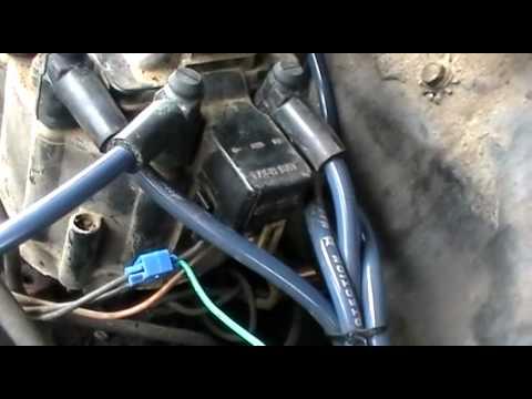 Msd 6al Hei Wiring Diagram Chevy Part 2 Chevy Tach Install Youtube