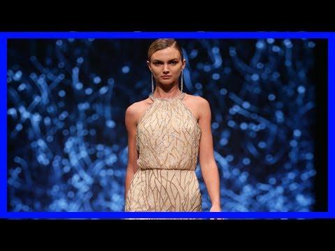 Breaking News | Rachel gilbert makes fashion festival debut
