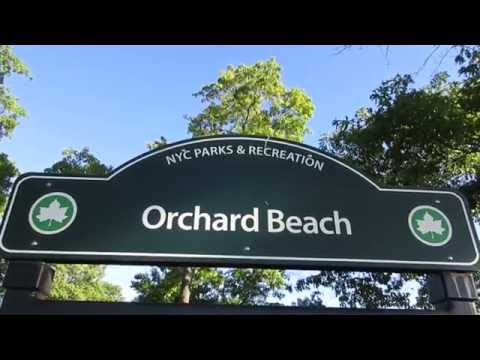 Orchard Beach, Pelham Bay Park, Bronx, New York City