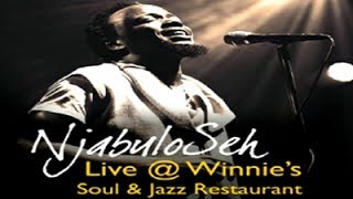Njabulo Seh on his scheduled performance at Winnies Soul & Jazz restaurant thumbnail