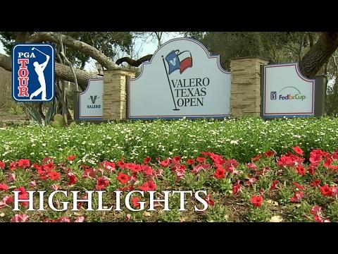 Highlights | Round 1 | Valero Texas Open