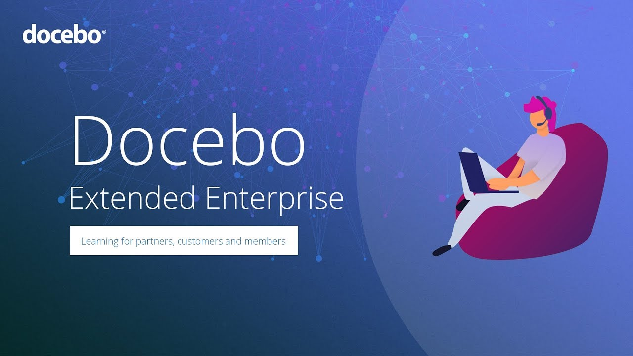 Docebo | Extended Enterprise LMS | AI Enterprise Learning Management System