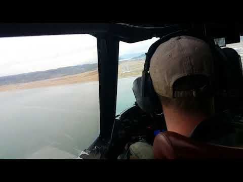 P-3C Visual Approach KNUW