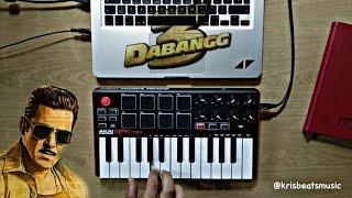 Dabangg 3 Theme (cover by krisbeats)