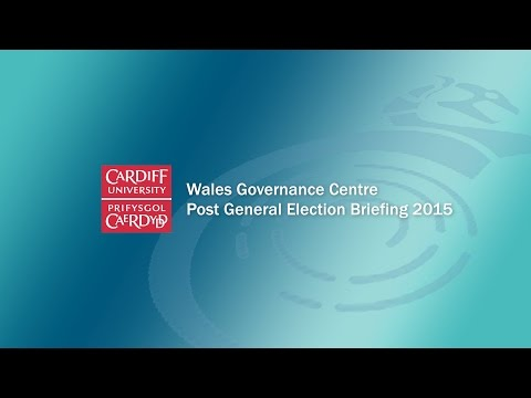 Wales Governance Centre Post General Election Briefing 2015