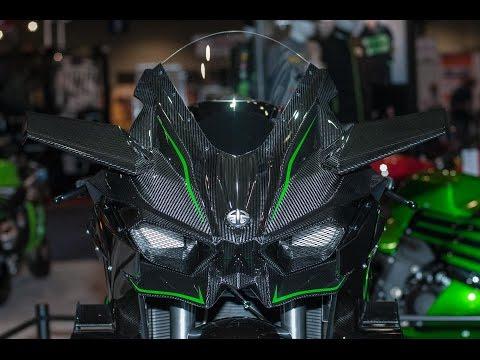 Kawasaki H2R 2017
