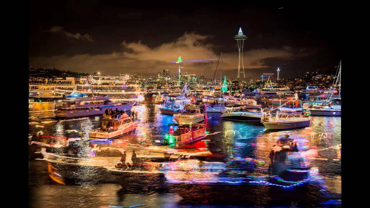 argosy christmas ships grand finale 2017 in lake union