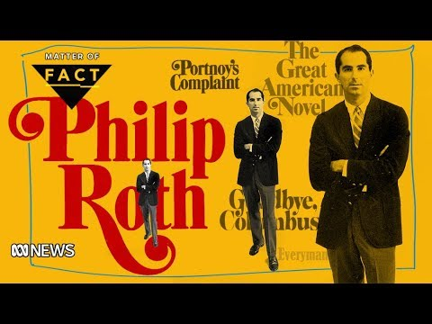 Philip Roth defined what it meant to be Jewish and American in the post-war era