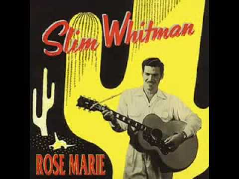 Slim Whitman,A fool such as i