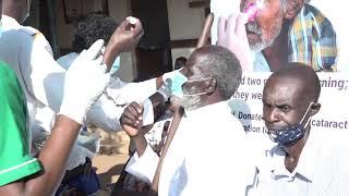 Humanity First Uganda  Gift Of Sight Surgeries
