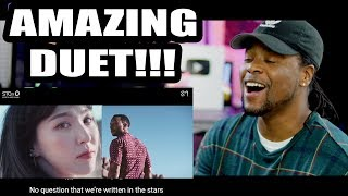 Beautiful Duet!!! | John Legend X WENDY from RED VELVET | Written In The Stars MV | Reaction!!! mp3