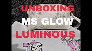 Download lagu PEJUANG FLEK HITAM UNBOXING MS GLOW LUMINOUS