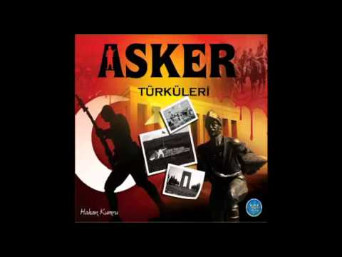 Asker Şarkıları Asker Türküleri Full Albüm Türk Halk Müziği