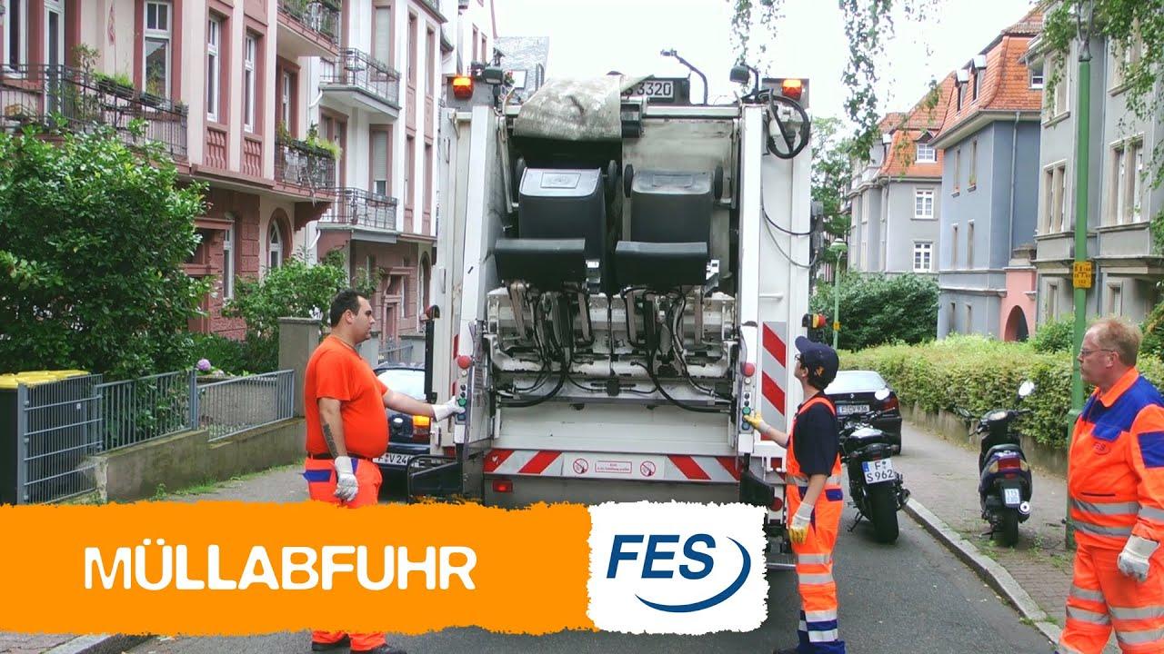 Frankfurt Müllabfuhr