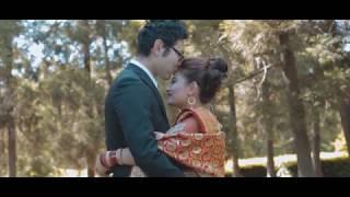 SAJINA & HIROSI // PORTRAIT WEDDING FILM 2018