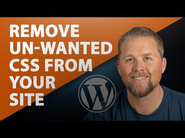 How to Remove CSS From Your Wordpress Website - Removing Emoji CSS from WordPress