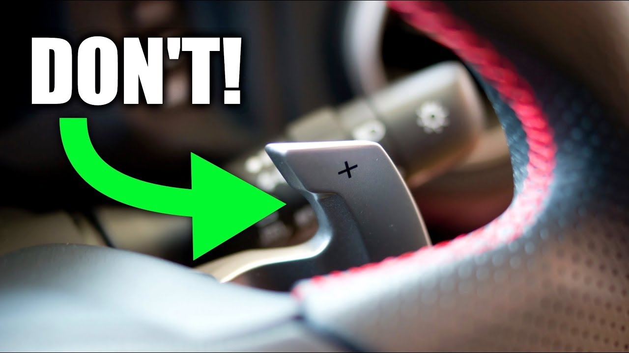 medium resolution of 5 things you should never do in a dual clutch transmission vehicle