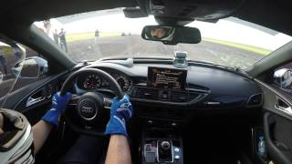 Audi RS6 APR Stage 1 Top Speed