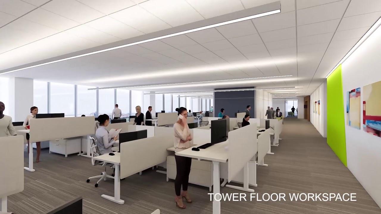 Toyota Of Plano >> Liberty Mutual Insurance's New Plano, Texas Campus - YouTube