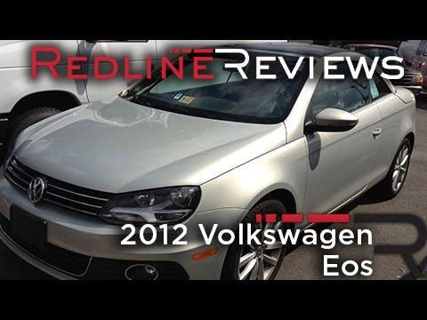 2012 Volkswagen Eos Review, Walkaround, Start Up, Test Drive