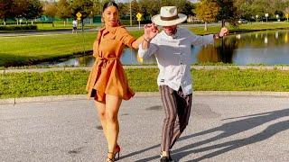 CAMILO X EL AĻFA - BEBE [ATACA X LA ALEMANA BACHATA DANCE]