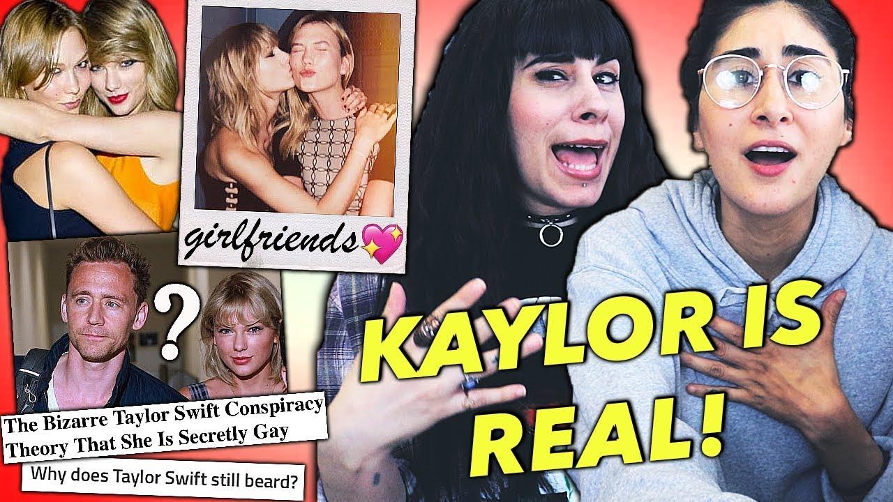 Karlie kloss girlfriend