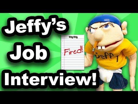 SML Movie: Jeffy's Job Interview!