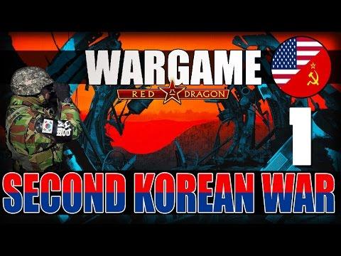 Wargame: Red Dragon -Campaign- Second Korean War: 1