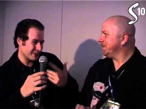 VNV Nation Interview Mera Luna 2008 Schwarze Seiten by a member of Rozencrantz