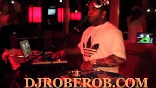 """DJ ROB E ROB TAKES OVER THE MIDWEST """"IOWA"""""""