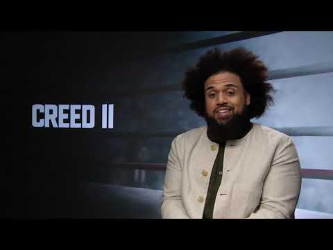 Stephen Caple Jr tried to please everybody with Creed 2 Mp3