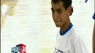 شاهد لأول مرة محمد صلاح يسدد هدف تأهل مصر لكأس العالم منذ 10 سنوات
