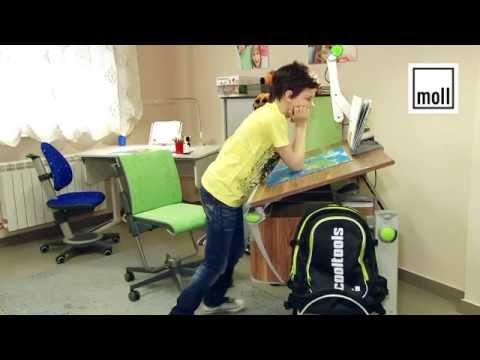 Видео-отзыв о мебели Moll