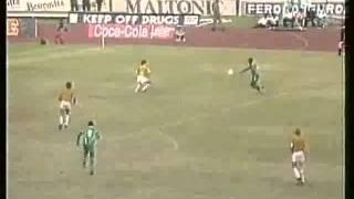 QWC 1994 Nigeria vs. South Africa 4-0 (10.10.1992) (re-upload)