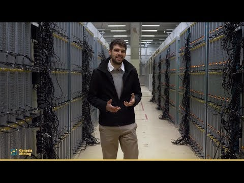 Marco Streng, CEO of Genesis Mining, recaps 2017 and gives an outlook on 2018
