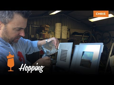 Chris, The Beer Healer - All About Hopping