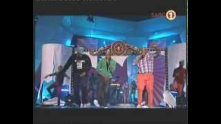 SAMA 19  - Performance 3 - Desmond and the Tutus with Kabelo and Big Nuz