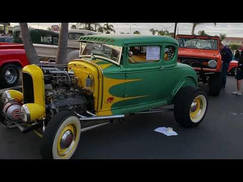 Huntington Beach CA Auto Show