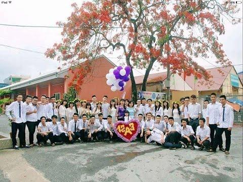 Tập thể lớp 12A3 Trường Nguyễn Công Trứ (Nam Định)