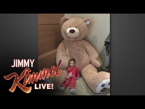 Thumbnail: Jimmy Kimmel's Giant Stuffed Bear Revenge